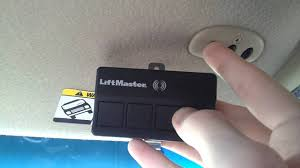 honda accord homelink how to program your visor homelink system to a liftmaster 2280