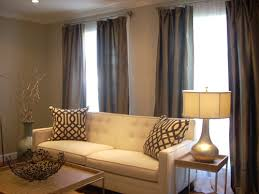 Curtains For Brown Living Room Living Room With Brown Curtains Coma Frique Studio 7a6440d1776b