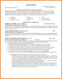 Senior Project Manager Resume Example by Large Fullsize By Teddy Sher Good Additional Skills Featuring
