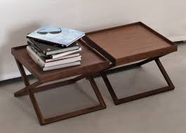 vibieffe glam square coffee table contemporary furniture