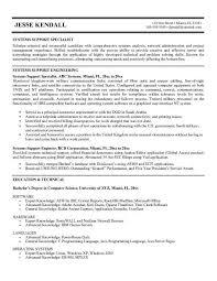 desktop support specialist cover letter