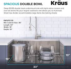 what size undermount sink fits in 30 inch cabinet kraus kore 30 inch workstation16 with integrated ledge