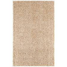 lowes accent rugs shop mohawk home kodiak shag buckskin indoor inspirational throw rug