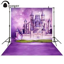 aliexpress com buy allenjoy photography backdrop castle