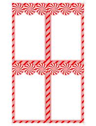printable christmas name cards christmas lights decoration