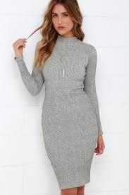 grey bodycon dress buy grey i mist you midi sweater dress womens bodycon