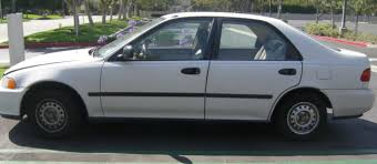 1994 honda civic 4 door 1994 honda civic 4 dr sedan white for sale photos technical