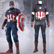 ultron costume aliexpress buy age of ultron steve rogers