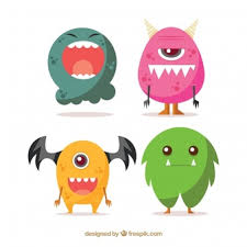 monster vectors photos psd files free download