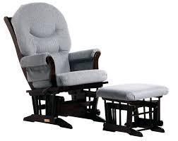 X Rocker Recliner Black Swivel Rocker Glider Recliner Chair And Ottoman Set