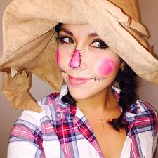 scarecrow halloween makeup 18 scarecrow makeup designs trends ideas design trends