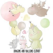 palloncini clipart draghi e palloncini clipart clipart compleanno