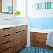 laundry in bathroom ideas create a green bathroom sunset