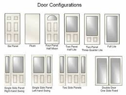 interior door types on modern home decoration ideas p67 with