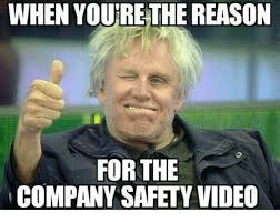 Meme Video Creator - when yourethe reason for the company safety video meme on me me