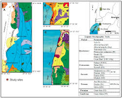 Dead Sea Map Minerals Free Full Text Geochemistry And Stable Isotopes Of