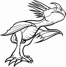 nadder dragon in how to train your dragon coloring pages nadder