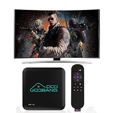 newest model 2017 newest model goobang doo xb ii android 6 0 tv box with 1000m