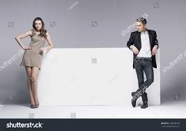 two elegant people next big white stock photo 130660100 shutterstock