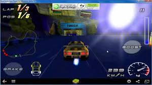 raging thunder 2 apk version free raging thunder 2 android running on pc