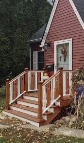 details for a sweet entry porch fine homebuilding