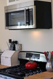 Microwaves That Mount Under A Cabinet by 4 Things I Love About My Over The Range Microwave