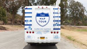 the nap tour casper ca