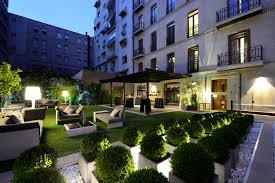 official web hotel único madrid