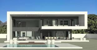 Ultra Modern by Modern Turnkey Villas In Spain France Portugal