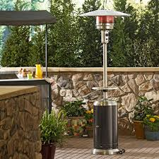 propane heaters patio be prepared for cool nights with this propane patio heater
