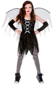 Vampire Halloween Costume Girls Halloween Girls Fancy Dress Horror Vampire Fairy Scary Kids