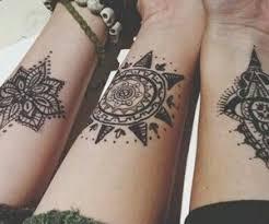 henna tattoo triplea triplea three best friends tattoos
