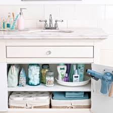 Under Bathroom Sink Storage Ideas by 45 Best Under Sink Storage Images On Pinterest Organization