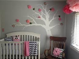 Pink And Grey Nursery Decor Pink Grey Chevron Nursery Project Nursery