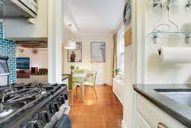 table in the kitchen brooklyn heights apartment for sale is a perfect starter apartment