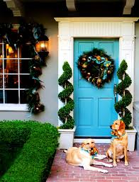 interior remarkable amazing christmas door decorations home