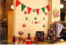 decoration ornamet mini tree decor for shop show window