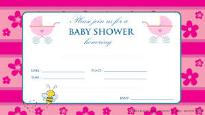 free printable pink baby shower invitation baby shower for parents