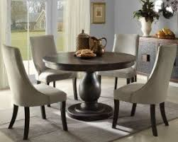 Dining Room Sets With Fabric Chairs by Upholstered Parsons Dining Room Chairs Foter