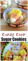candy corn sugar cookies the dinner mom
