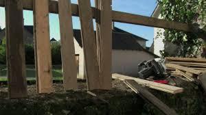 maison en bois style americaine comment construire une palissade bricolage maison jardin