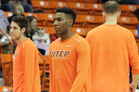 Chris Barnes Utep Basketball Chris Barnes Reportedly Set To Transfer Miner Rush