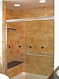 bathroom shower tile design small bathroom remodeling fairfax burke manassas remodel pictures