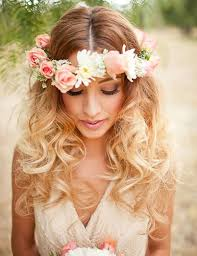 coiffure mariage boheme mariage 30 coiffures qui changent du chignon de mariée