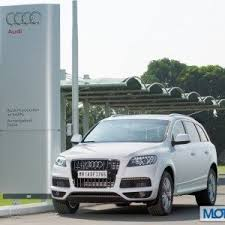 audi is a company of which country audi starts local production of q7 in india at its aurangabad plant