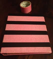 Decorative Scotch Tape Diy Duct Tape Craft Decorative Binder For Back To