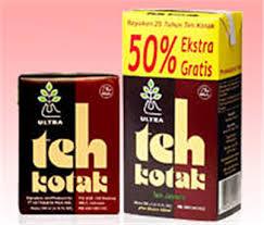 Teh Kotak tea teh kotak buy in bandung
