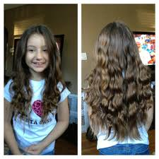 hair cut pics for 6 year girls sweet little girl gets first ever haircut for awesome cause video