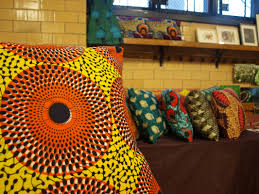 elegant home decor with african textile bellafricana digest