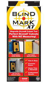 Everytime I Look At You I Go Blind Calculated Industries 8105 Blind Mark Drywall Electrical Box